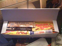 Decade Candy Box $19.95
