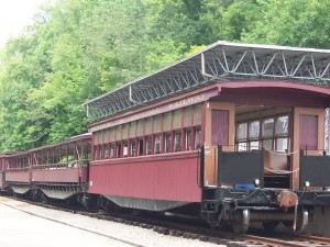 Big South Fork Scenic Railway in Sterns, KY
