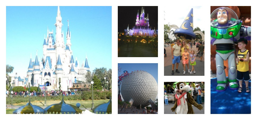 Disney Collage