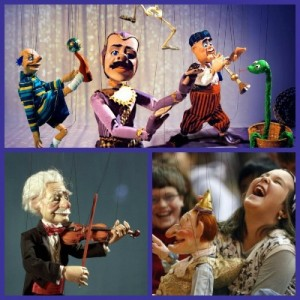 frisch marionette collage