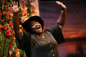 La'Shelle Allen as Maria in Porgy and Bess Redux
