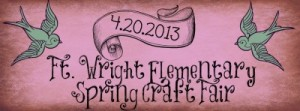 FWE Craft Fair