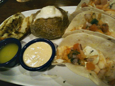 Red Lobster Tacos