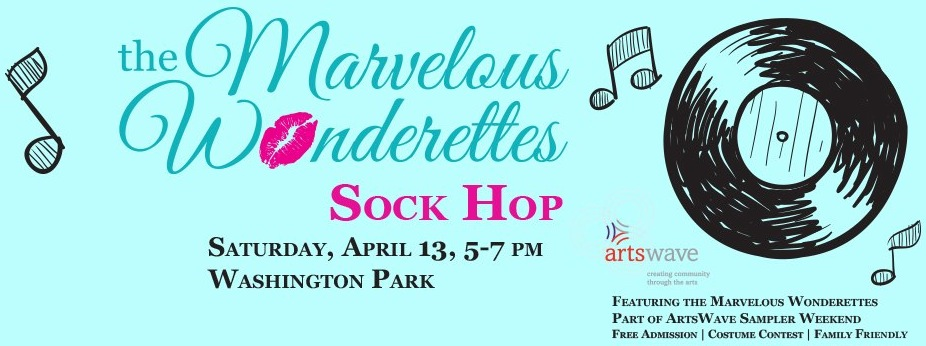 Wonderettes Sock Hop