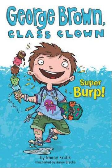 class clown book