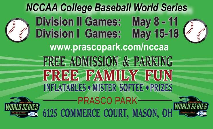 Prasco Park NCCAA