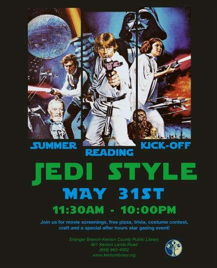 Star Wars SRC Kickoff