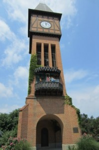 Covington BellTower