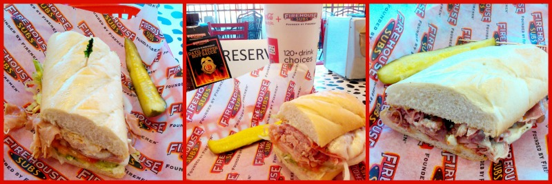firehouse subs collage