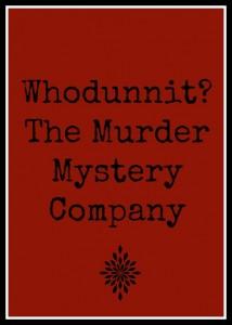 murder mystery pin