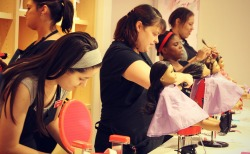 American Girl Hairdressers