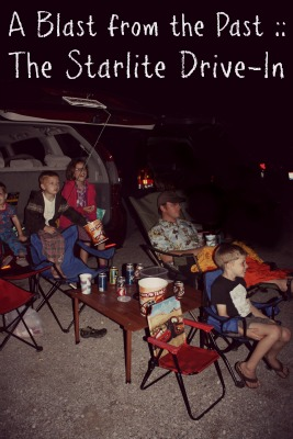 Starlite Drive In Top of Page