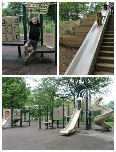 Alms Park Playground