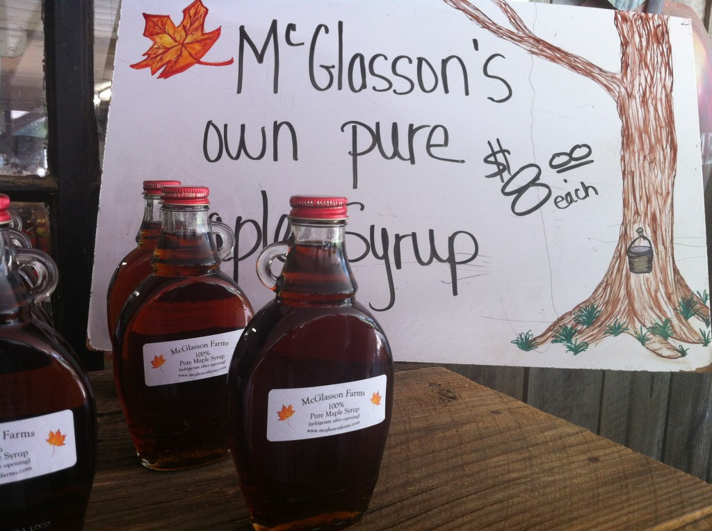 Fresh Maple Syrup Northern Kentucky