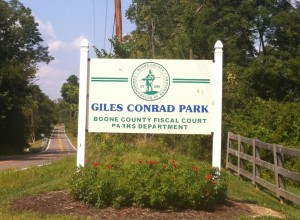 Giles Conrad Park