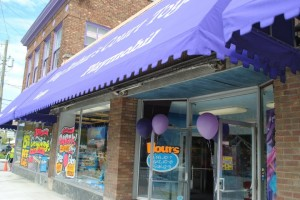 King Arthurs Store Front