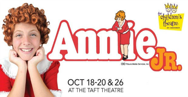 Annie Jr. Slideshow