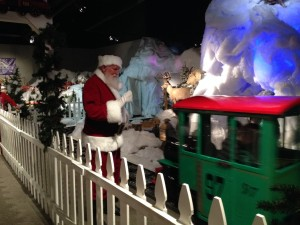 Cincinnati Holiday Trains